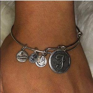 Jewelry - F I risk Alex and ani